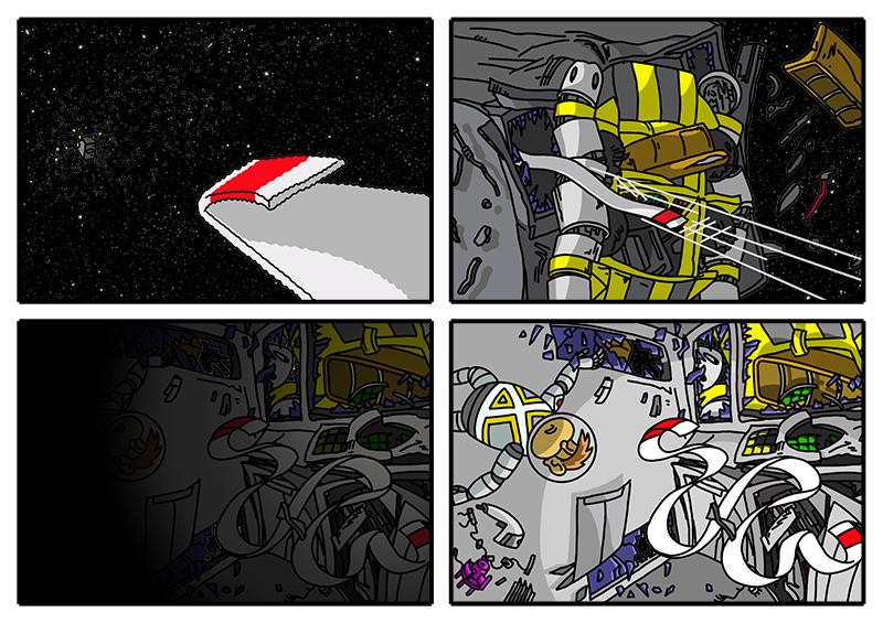 0044 – Scarf Recon