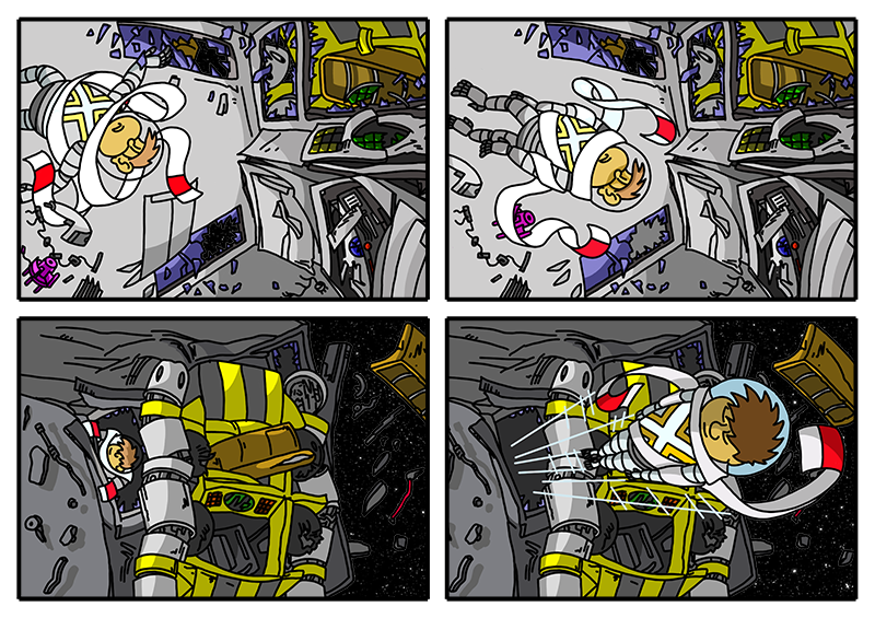 0045 – Scarf Rescue