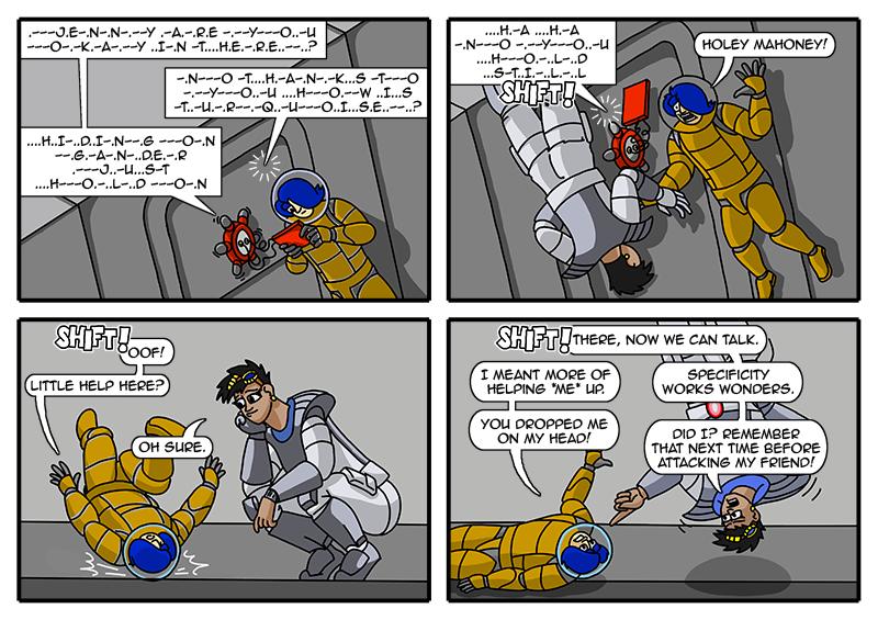 0036 – Upset Teleporter
