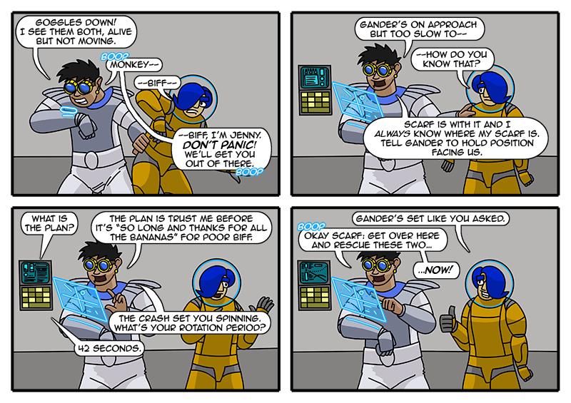 0042 – Improbable Rescue