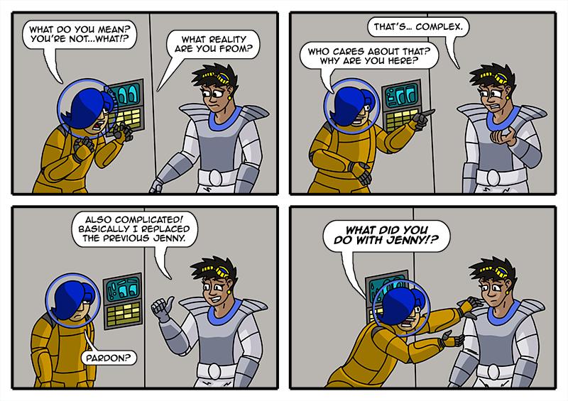 0058 – Losing It