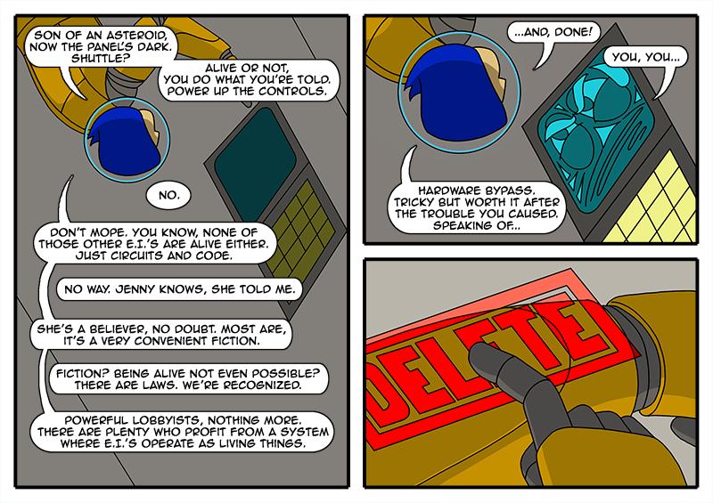 0081 – A Convenient Fiction